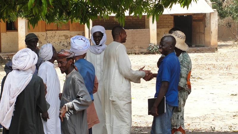 Agro-Pastoral dialogue