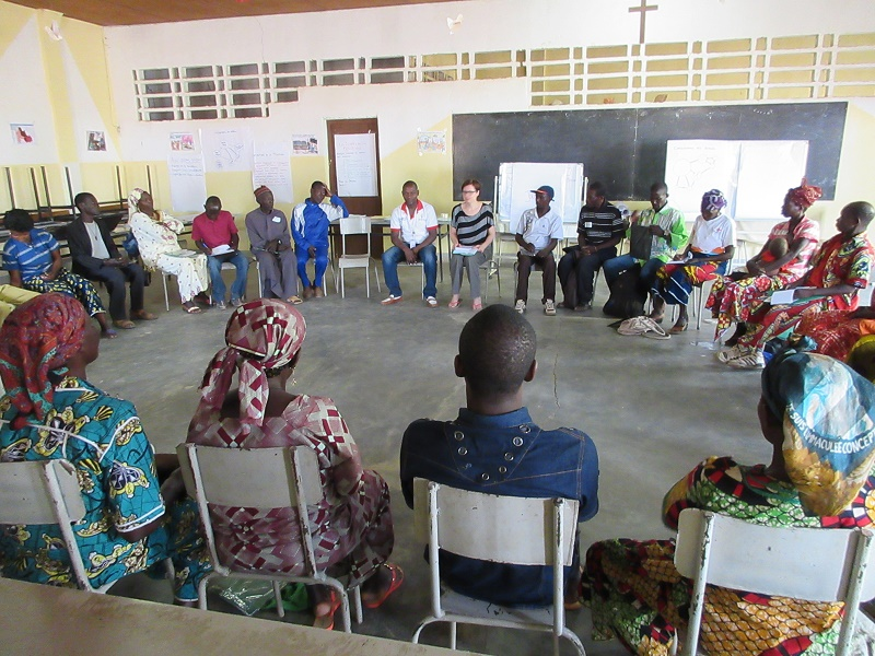 Technical Facilitation Skills for Inter-Community Dialogue Training